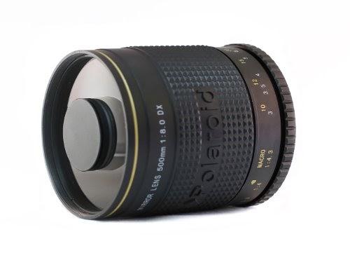 review lenses product  polaroid studio series 500mm f  8 hd