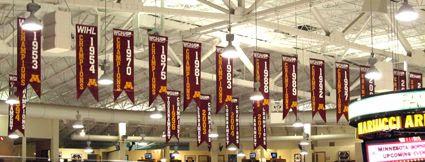 Mariucci Banners, Mariucci Banners