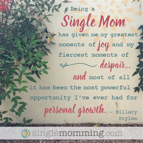Quotes For Young Single Moms