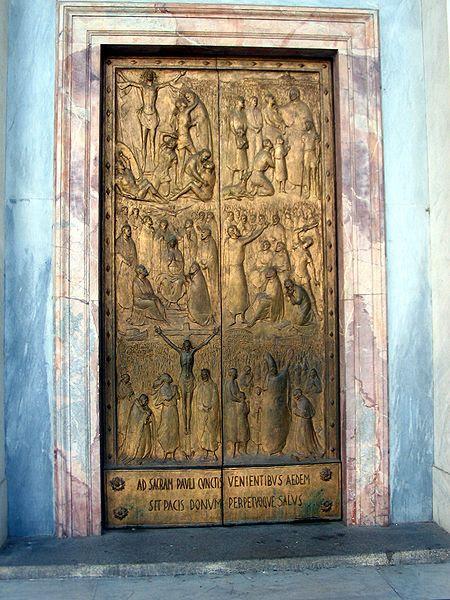 File:Roma - Basilia di San Paolo fuori le mura 11.JPG