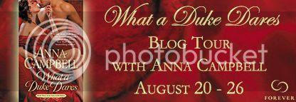 What a Duke Dares Blog Tour