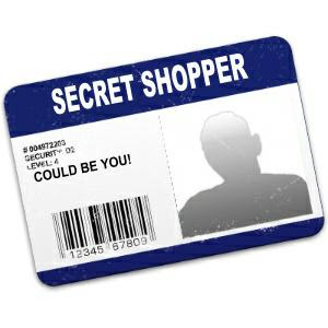 What are mystery shoppers