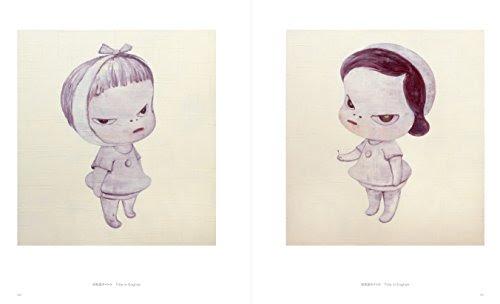 30周年記念奈良美智が自らセレクトした100点を収録する画集が発売