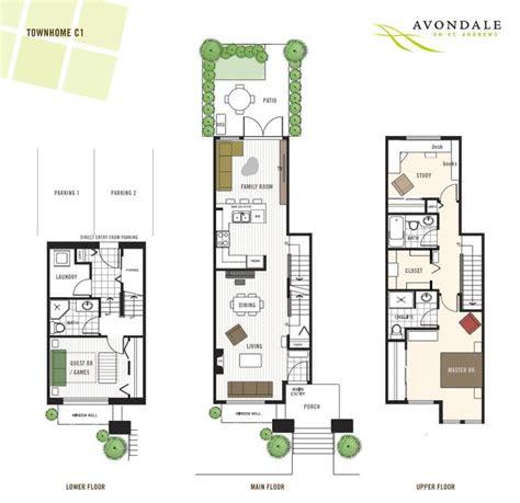 avondale floor plan      family