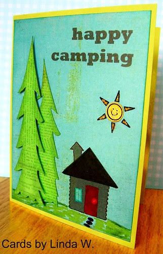 happy camping Annika