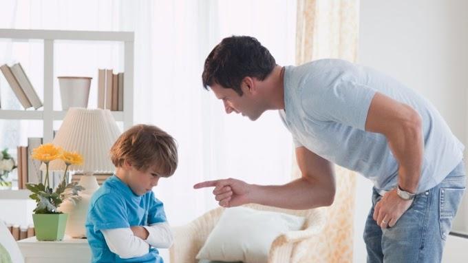 La falta de disciplina en el hogar
