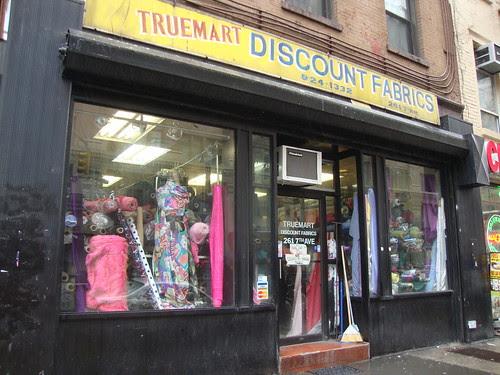 TrueMart Discount Fabrics