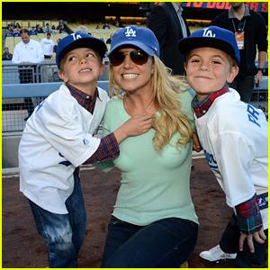 Jayden Federline Says Mom Britney Spears May Quit Music Addresses Conservatorship Britney Spears Jayden James Federline Just Jared
