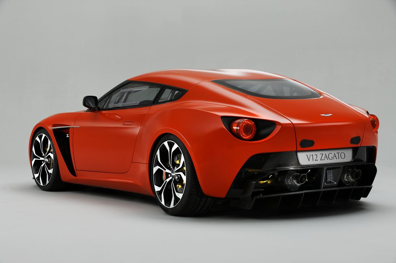 Tuning Aston Martin V12 Zagato Coupe 2012 online ...