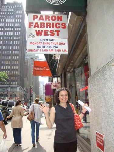 at Paron Fabrics