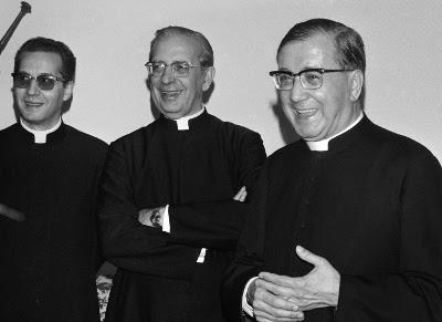 'Tengo el corazón mundializado, gracias a haber vivido con dos hombres de espíritu grandioso'.