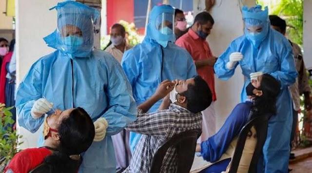 Coronavirus: 24 घंटों में रिकॉर्ड 97570 नए मामले, लेकिन रिकॉर्ड 81533 लोग ठीक भी हुए