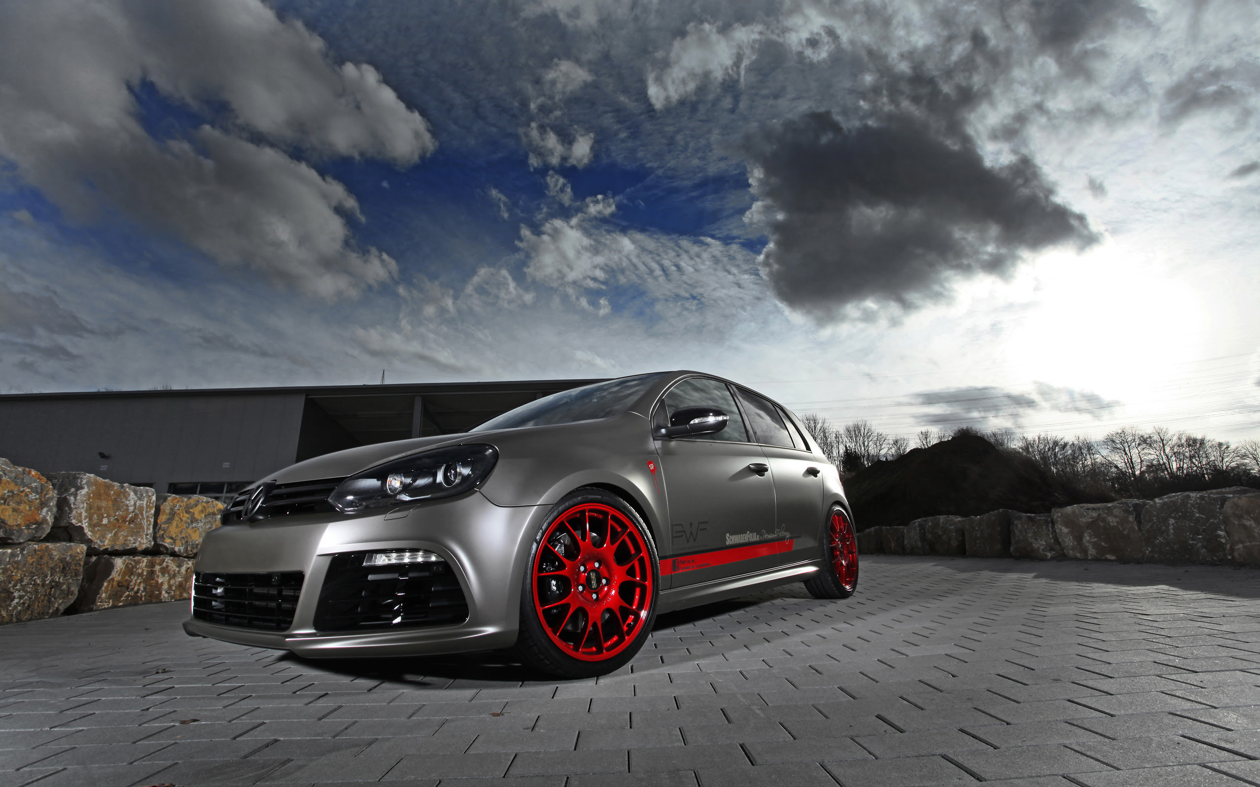 Volkswagen Golf Wallpapers High Quality  Download Free