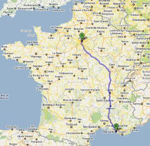Carte De France Départements Régions Villes Carte France