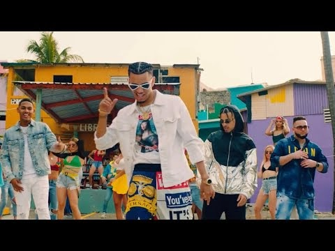 Milly Ft. Farruko, Myke Towers, Lary Over y Rauw Alejandro – Date Tu Guille (Official Video)