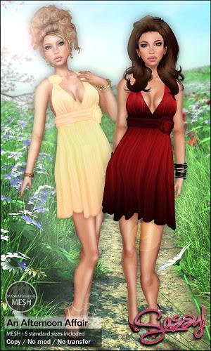An Afternoon Affair dress