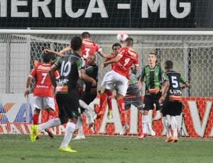 América-MG e Mogi Mirim se enfrentaram no Independência (Foto: Divulgação/AFC)