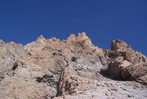 Монастырские скалы