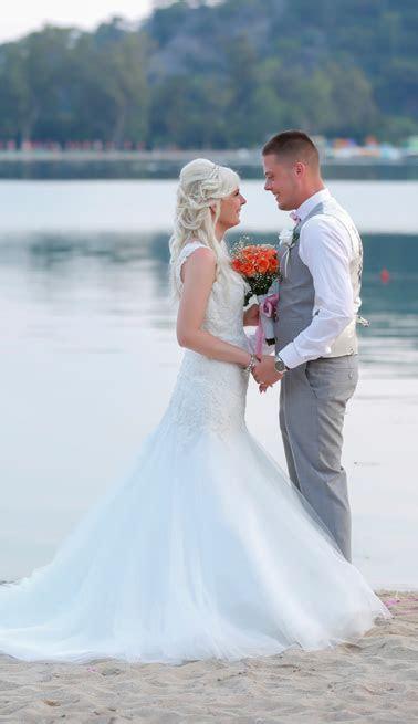 Welcome to Beach Weddings By Carole in Turkey. Beach