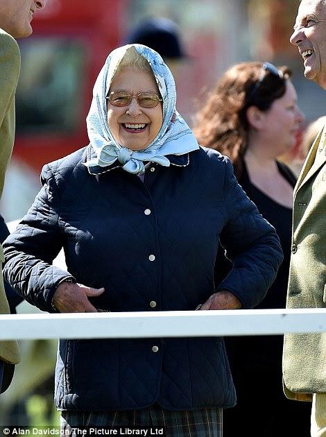 IV dzień Royal Windsor Horse Show / Ostatnie wizyty księcia Harry'ego w Nowej Zelandii.