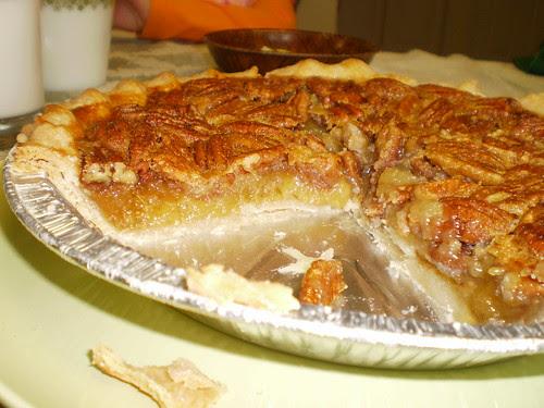 First Pecan Pie