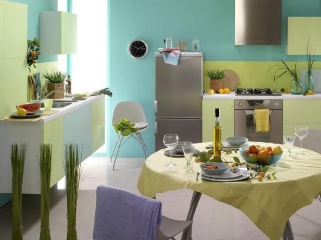 küche hellblau  küche in hellblau küchenzeile www