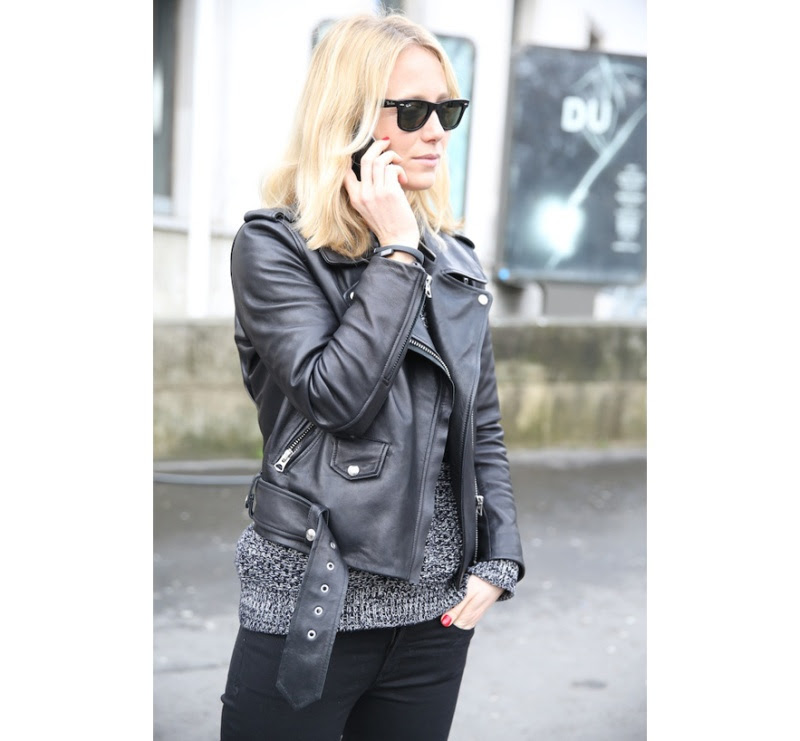 Jennifer Neyt, editor-in-chief of Vogue.fr