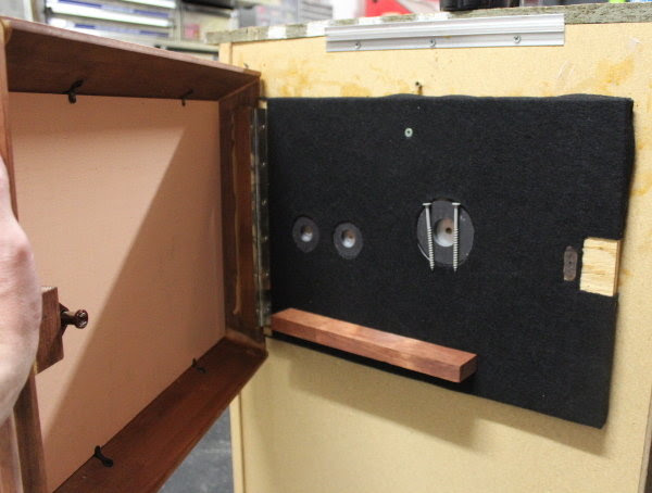 Picture Frame Whidden Compartment By Demy At Lumberjockscom