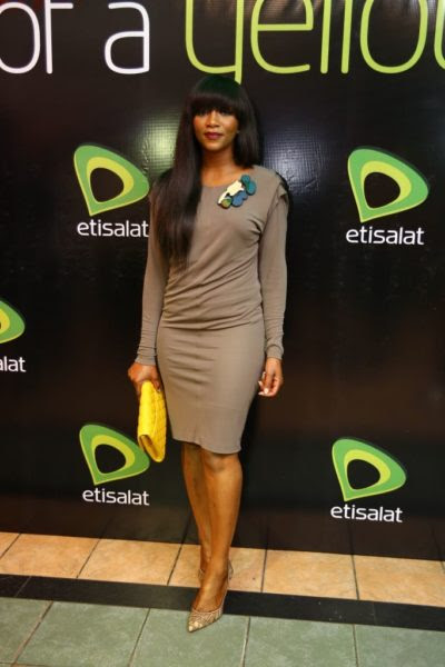 Etisalat Half of A Yellow Sun Premiere - BellaNaija - April2014024