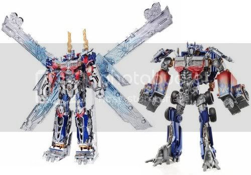 DOTM Ultimate Optimus Prime