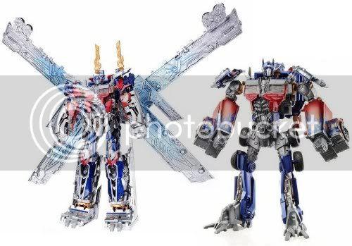DOTM Ultimate Optimus Prime