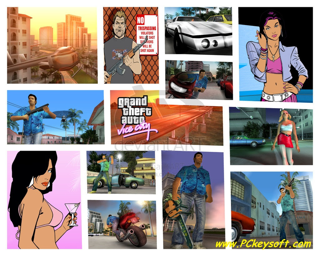 GTA Vice City Game Download Full Version For PC Latest Is Here