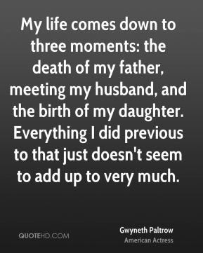 Gwyneth Paltrow Family Quotes Quotehd