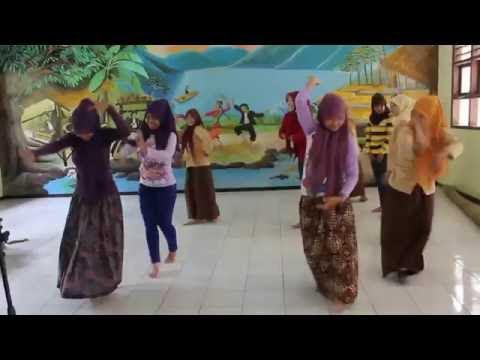 Kembang Tanjung~Latihan Tari Jaipong Sanggar Seni SMA N 1 Cibeber