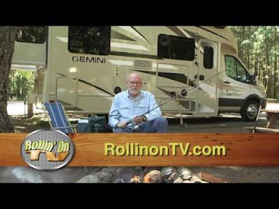 Rollin' on TV: Thor Gemini Review, Guac-Paco Dip and Thetford Toilets