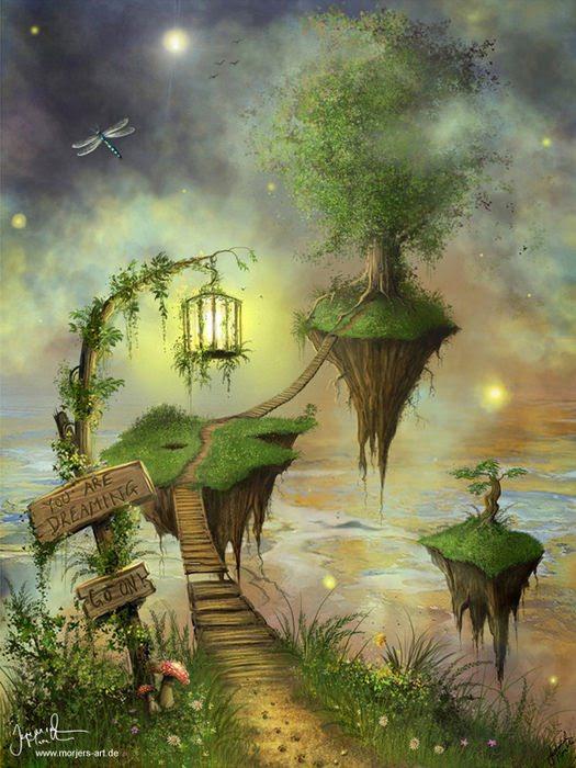 Fantasy Art by Jeremiah Morelli