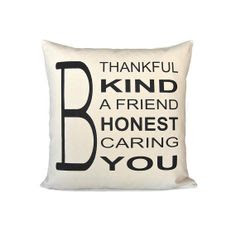 Set of 2 Nordic Love Heart Quote Pillow Covers Scandanavian Throw Pil…