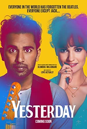 Yesterday (2019) (Hindi-Engligh) 480p & 720p Download