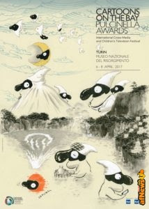 Cartoons on the Bay: i Poster di Igort e di Kōji Yamamura