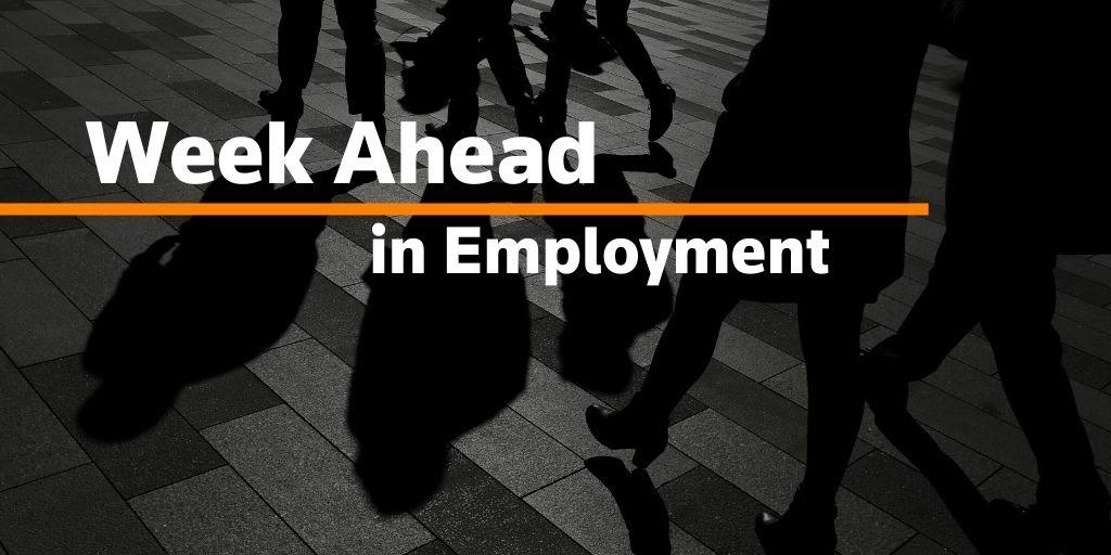 Week Ahead in Employment: June 14, 2021