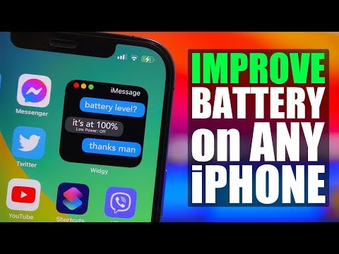 Get Amazing BATTERY Life On Any iPhone !