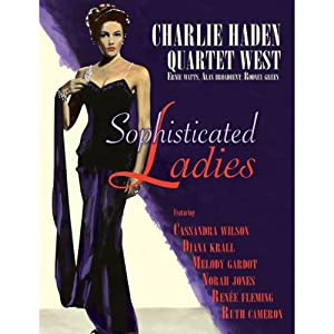 Charlie Haden - Sophisticated Ladies cover