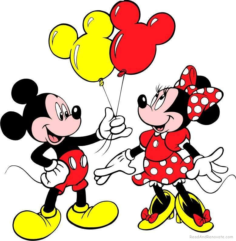 Disney Mickey And Minnie Logo Desktop Backgrounds For Free Hd