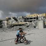"""""""Operazione Margine protettivo: guerra combattuta contro i bambini di Gaza"""""""