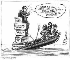 Harper & corporate Indians in the same boat.