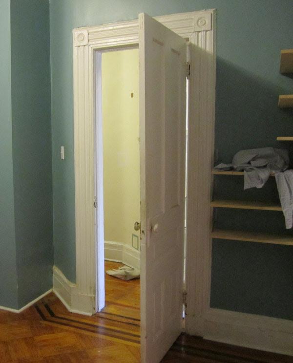 Black Doors! | Manhattan Nest