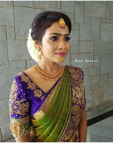 Saree for engagement   wedding in 2019   Pattu saree