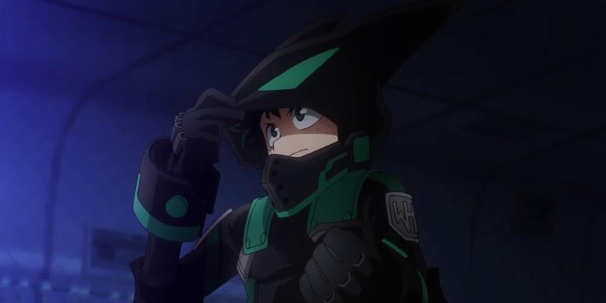 My Hero Academia: World Heroes' Mission (2021) Movie English Full Movie