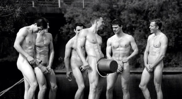 Watch: UK Warwick Rowers' Athletes Go Nude For A Good Cause (NSFW)