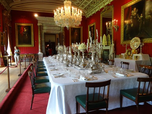 The Dining Room at Chatsworth